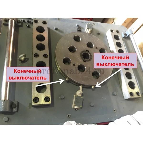 Станок для гибки арматуры Vektor GW50 с ЧПУ оптом в Москве